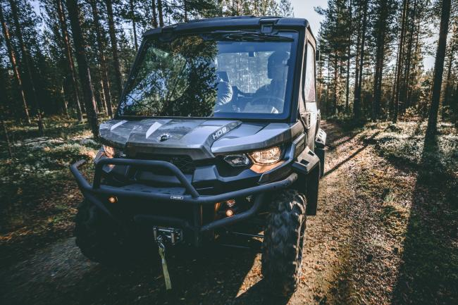 ATVs: Hitting the road