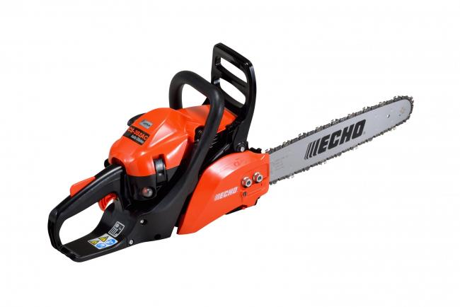 "ECHO launches ""world's first"" Auto-Choke chainsaw"
