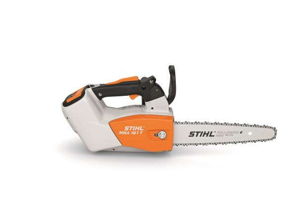 Top-handle chainsaws