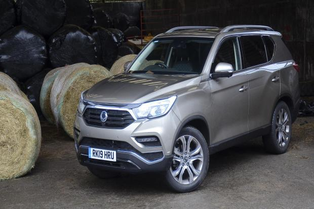 SsangYong Rexton: Right at last