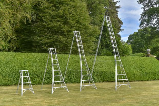 "Forestry Journal: Workware has seen a ""massive"" increase in demand for its Hendon Ladders range of tripod ladders during the lockdown."