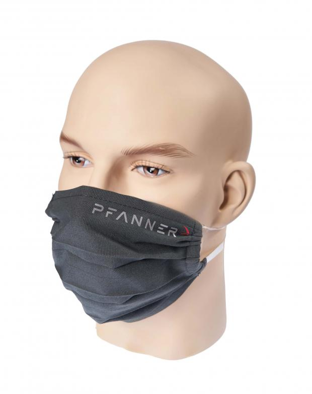 Forestry Journal: Outwear has seen a surge in demand for PPE equipment like the Pfanner hygiene mask in recent months.