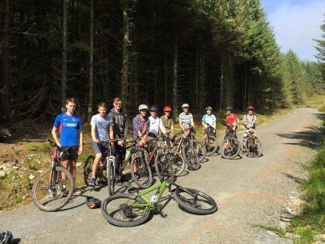 Helensburgh mountain bikers strike deal over woodland trail use