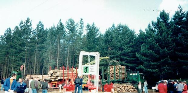 Forestry Journal: 1988.